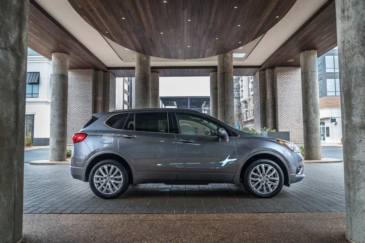 86 New 2019 Buick Envision Redesign