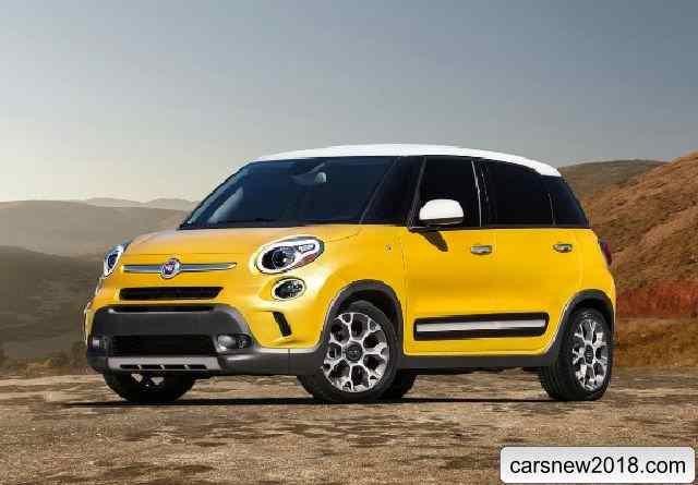 86 New 2019 Fiat 500L Redesign And Review