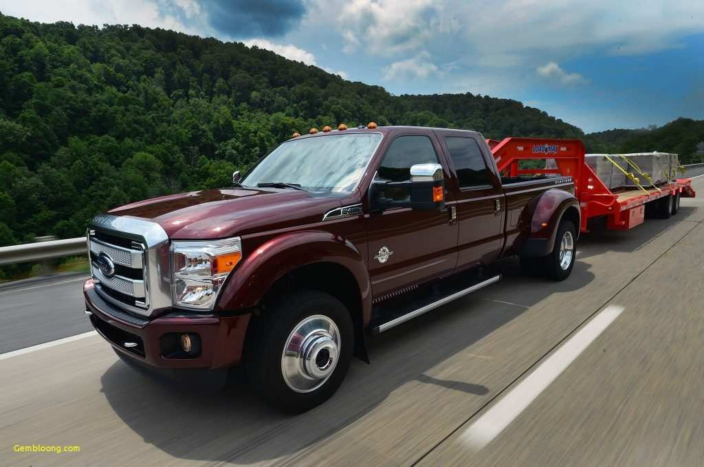 86 New 2019 Ford F250 Diesel Rumored Announced Speed Test