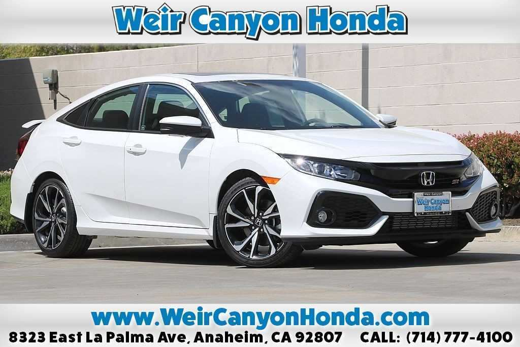86 New 2019 Honda Civic Si Sedan Speed Test