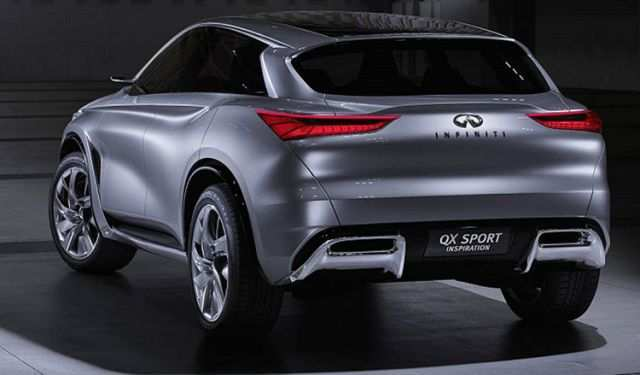 86 New 2019 Infiniti QX70 Rumors