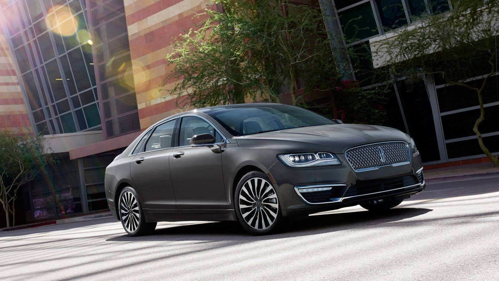 86 New 2019 Lincoln MKZ Engine