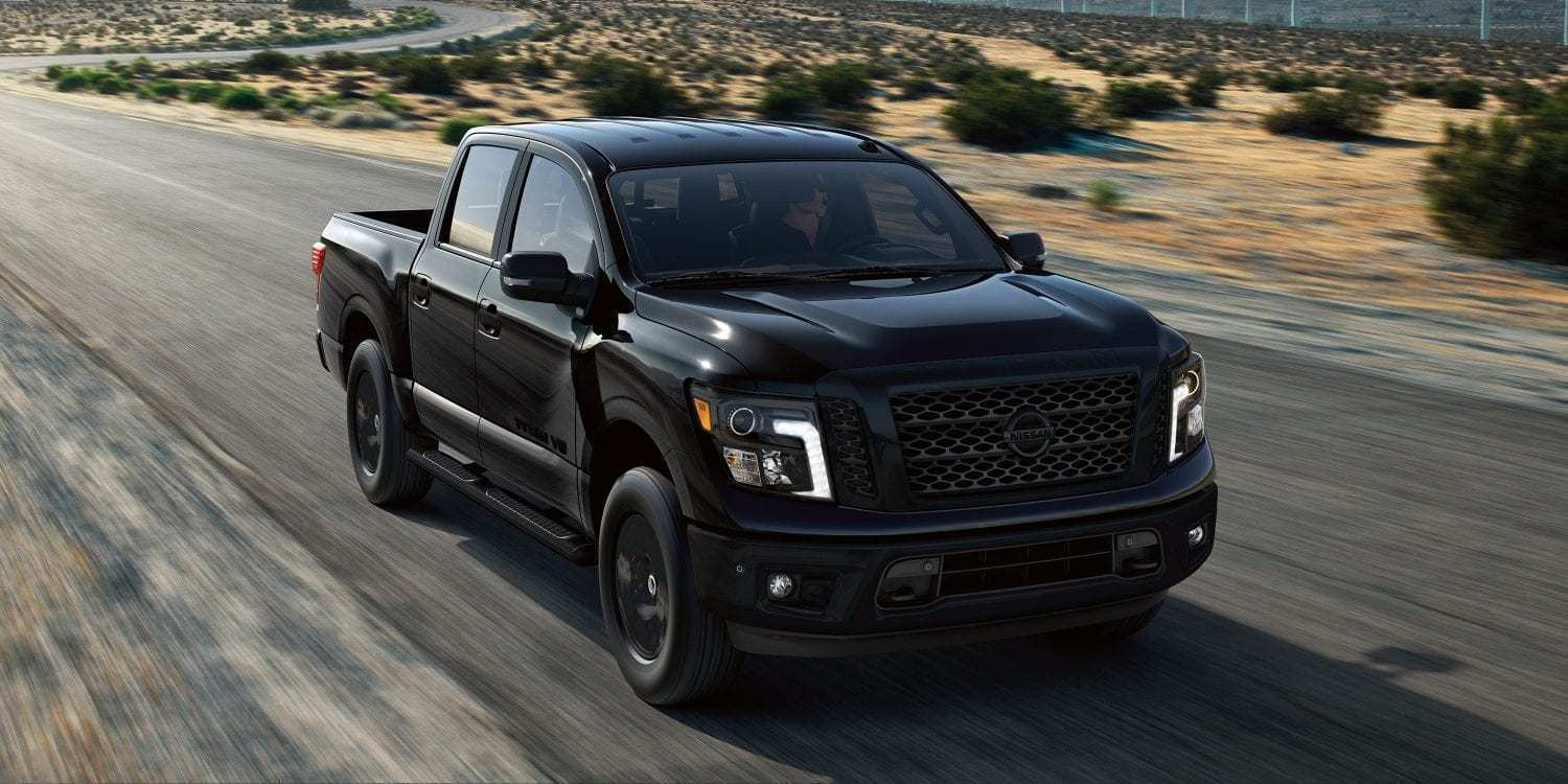 86 New 2019 Nissan Titan Interior 2 Price Design And Review