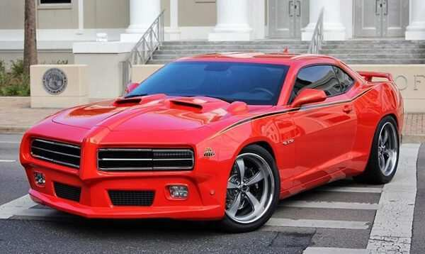 86 New 2019 Pontiac GTO Review And Release Date