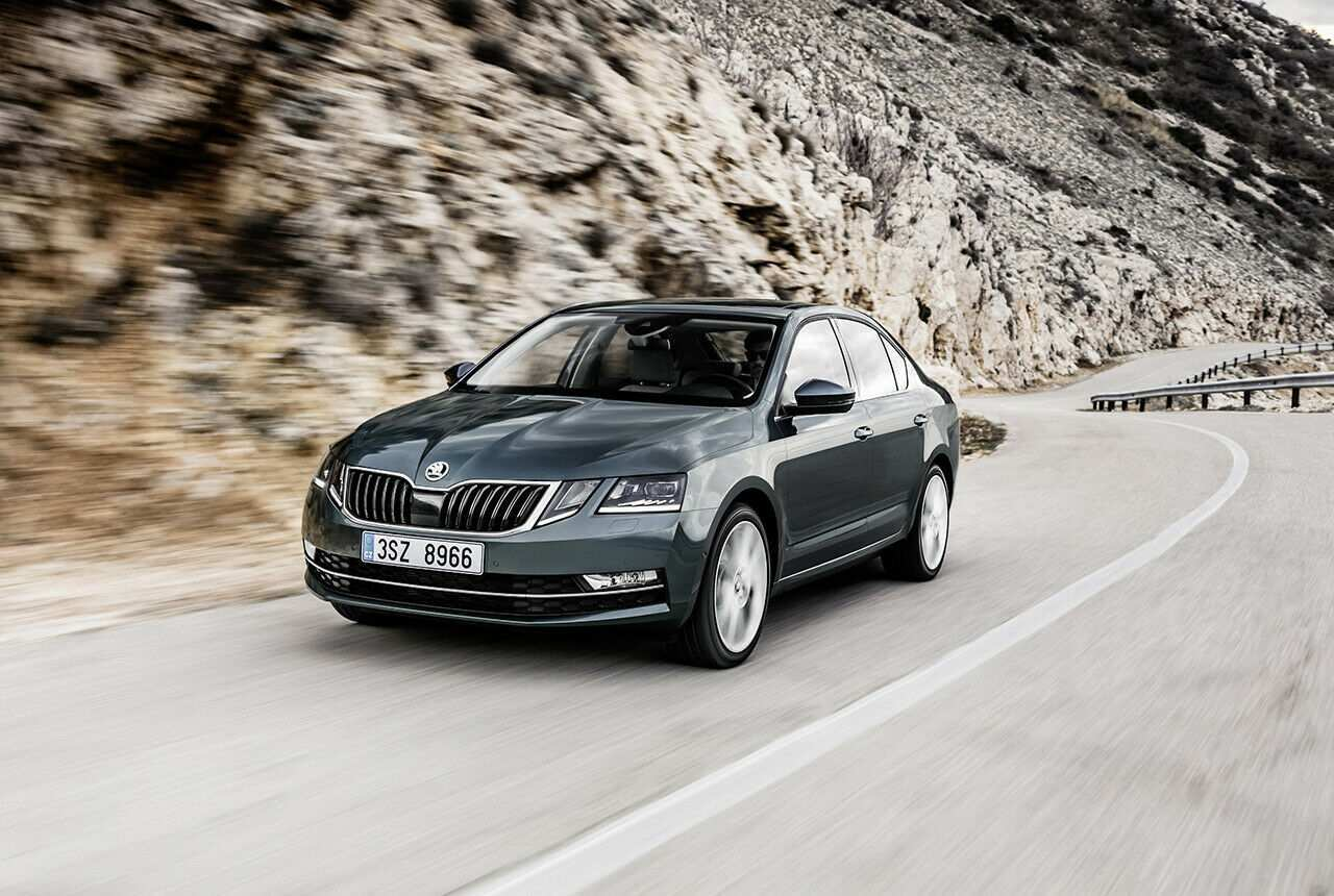 86 New 2019 Skoda Octavia Price