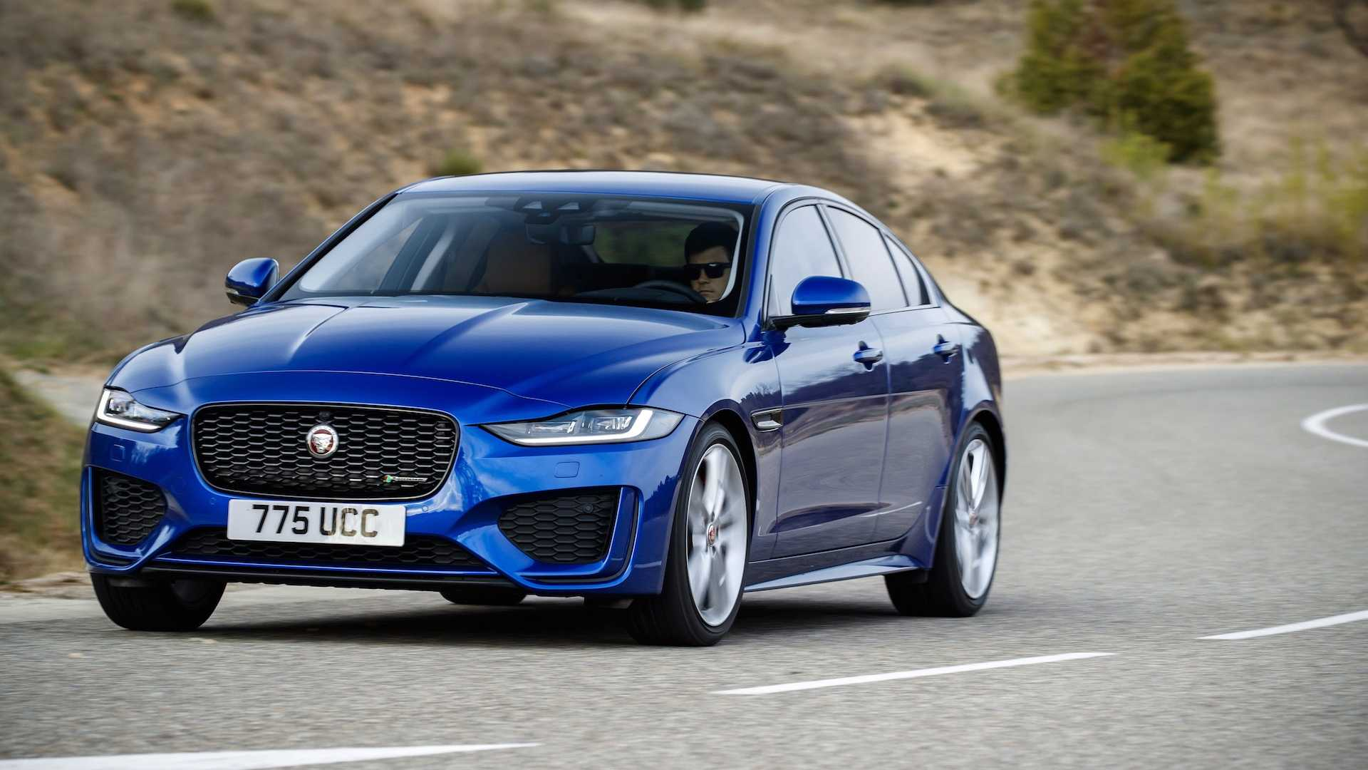 86 New 2020 All Jaguar Xe Sedan Redesign