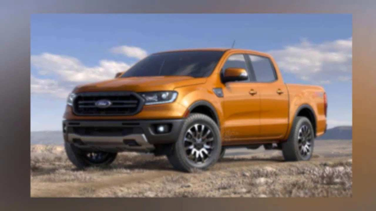 86 New 2020 Ford Ranger Usa History