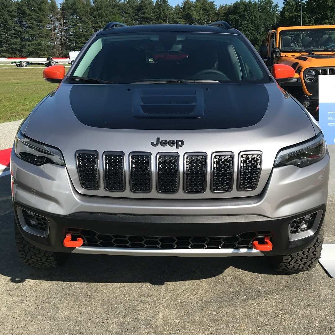 86 New 2020 Grand Cherokee Srt Review And Release Date