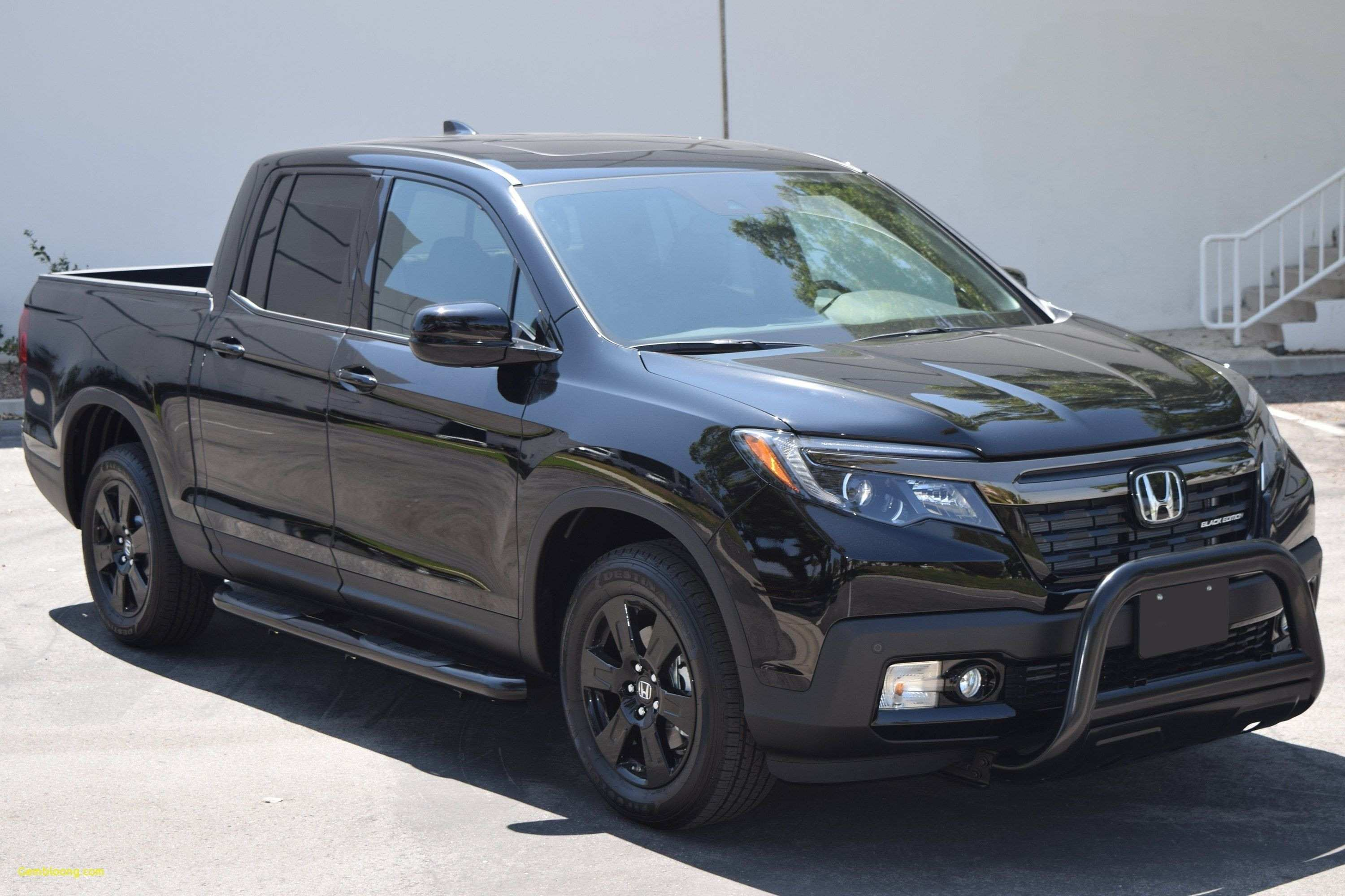 86 New 2020 Honda Ridgeline Pickup Truck Review And Release Date