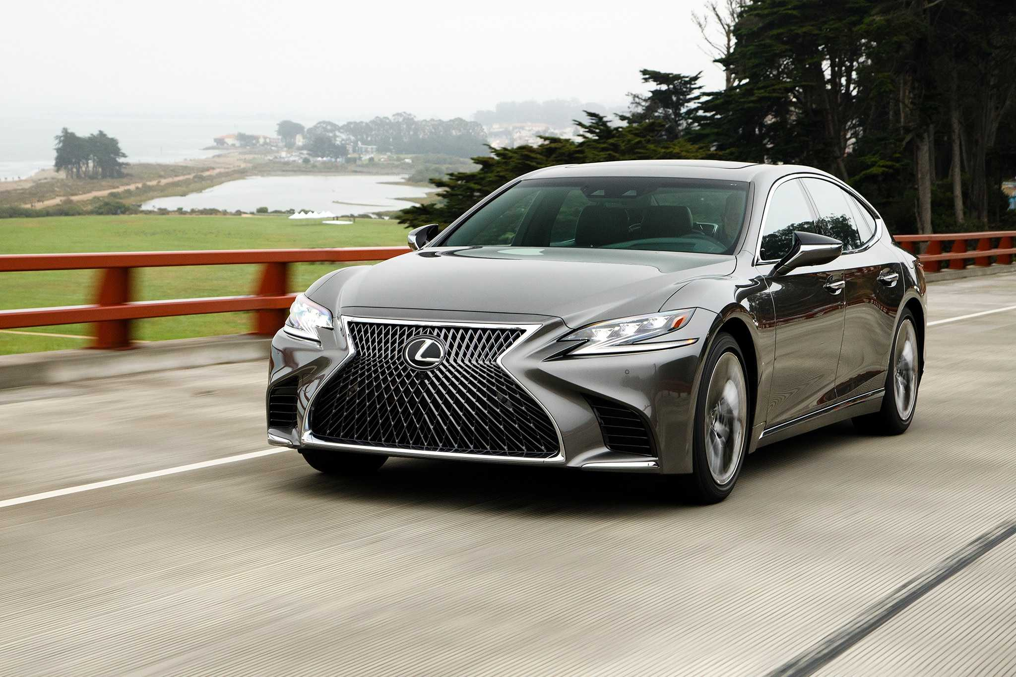 86 New 2020 Lexus LS Pricing