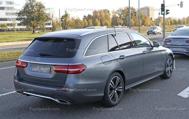 86 New 2020 Mercedes Benz E Class Redesign