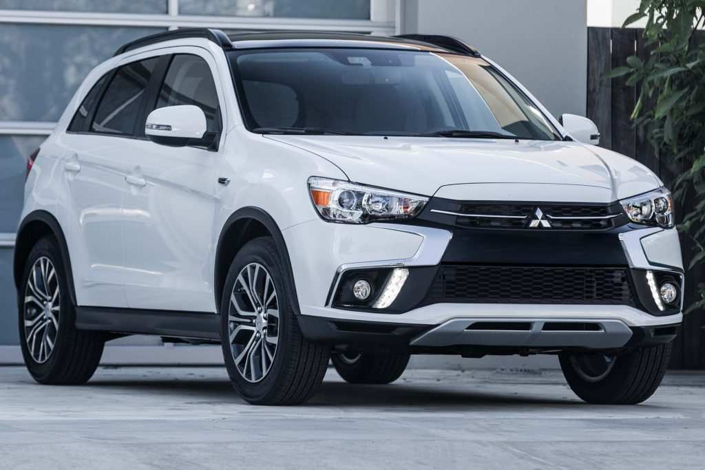 86 New 2020 Mitsubishi Outlander Sport Research New