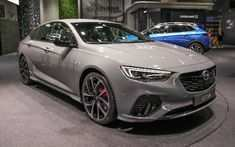 86 New 2020 Opel Insignia Exterior And Interior