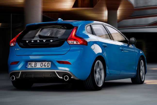 86 New 2020 Volvo V40 Us New Concept