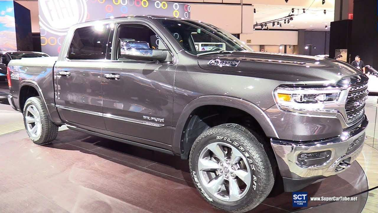 86 New Dodge Ram 2020 First Drive