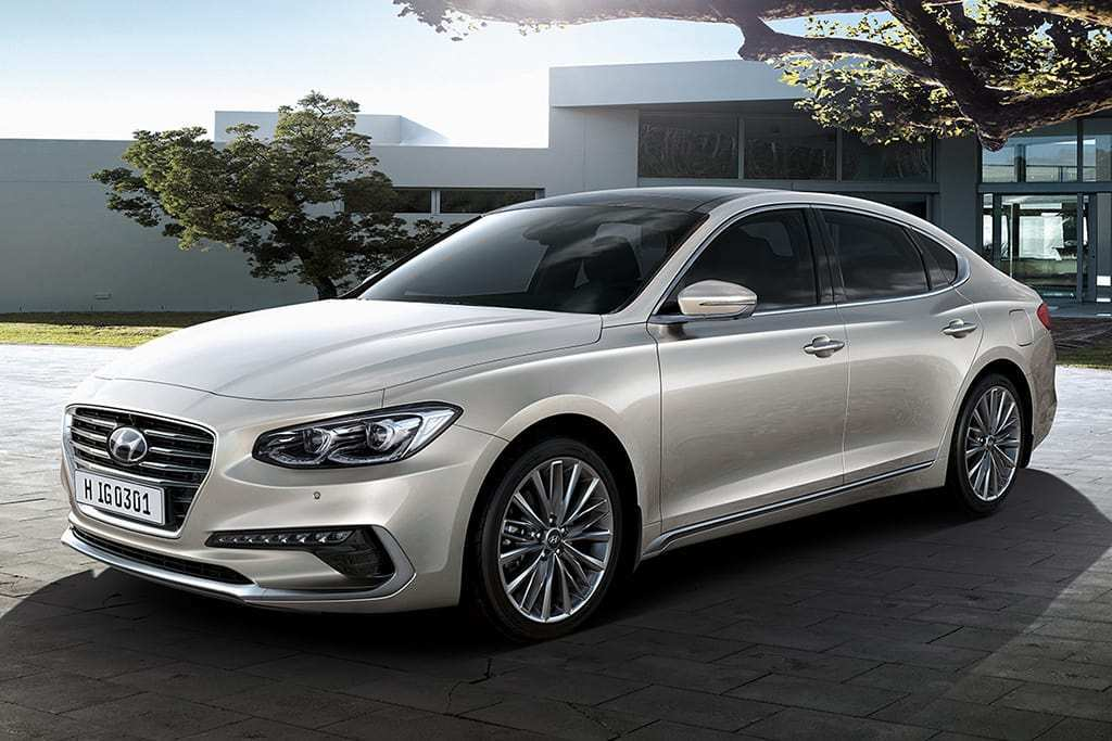 86 New Hyundai Azera 2020 Price Redesign