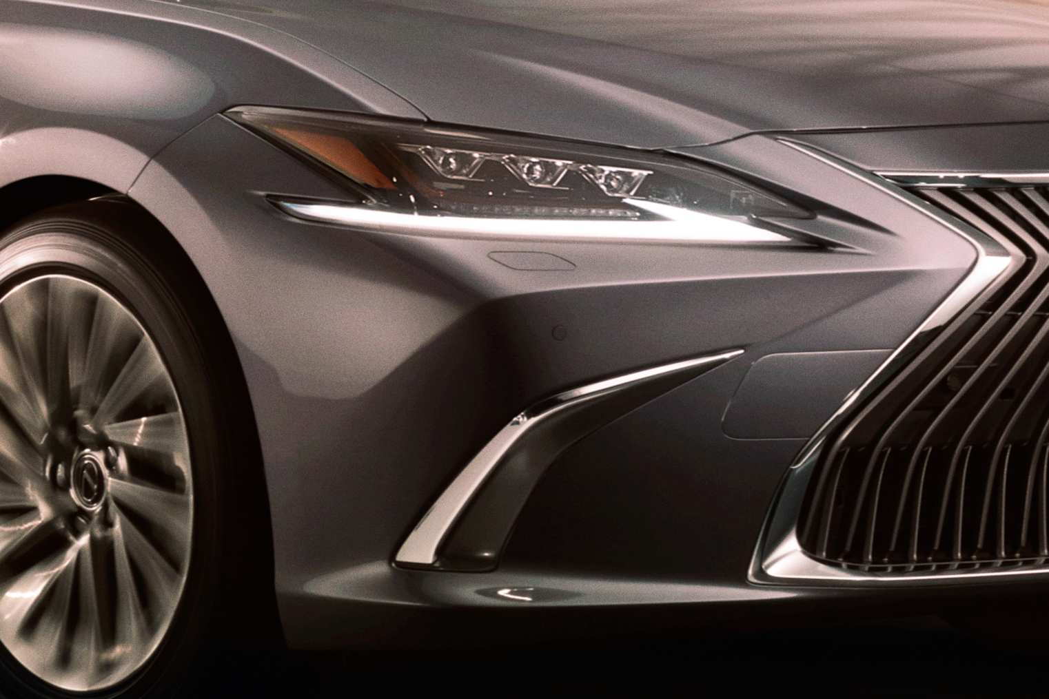 86 New Lexus Es 2019 Debut Redesign And Concept