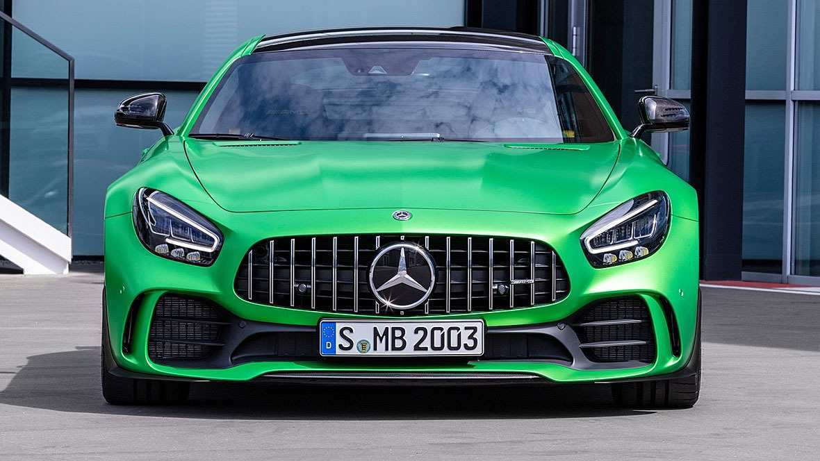 86 New Mercedes Gt 2019 Release Date And Concept