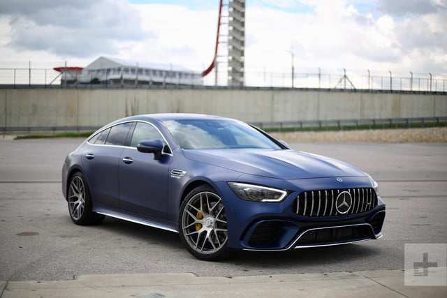 86 New Mercedes Gt 2019 Spesification