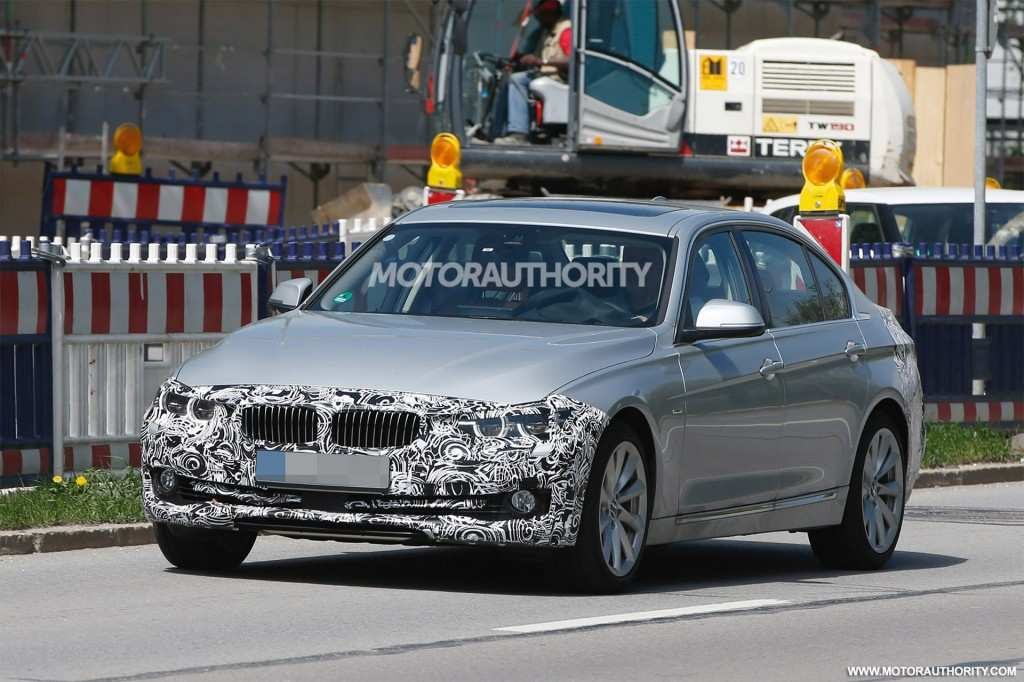 86 New Spy Shots BMW 3 Series Release Date