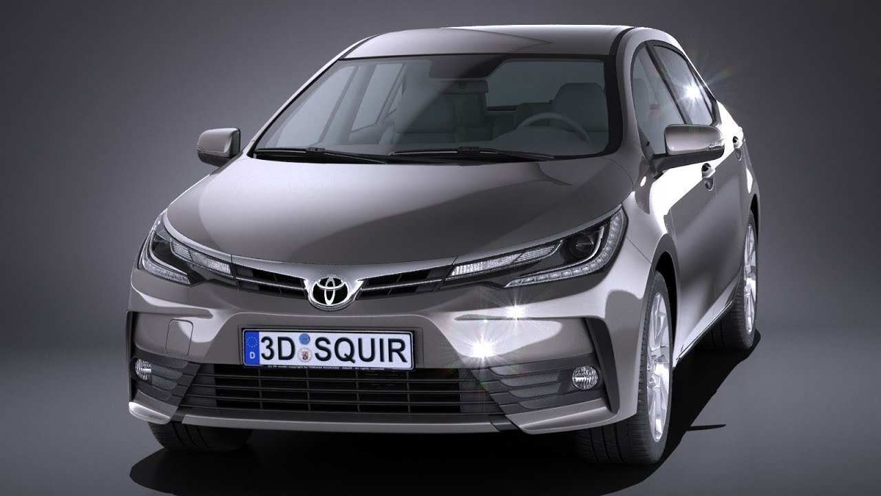 86 New Toyota Egypt Corolla 2020 Price Design And Review
