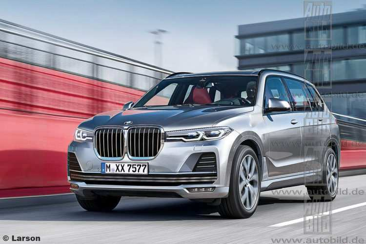 86 The 2019 BMW X7 Suv Research New