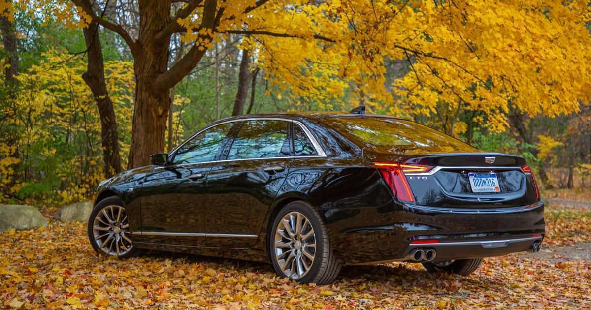 86 The 2019 Cadillac CT6 Performance