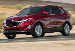 86 The 2019 Chevrolet Equinox Exterior And Interior