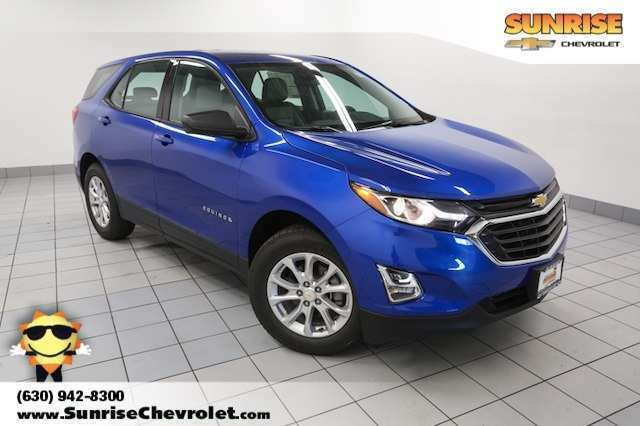 86 The 2019 Chevrolet Equinox Style