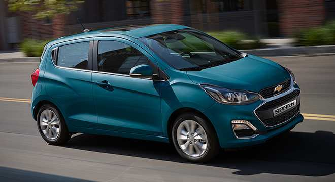 86 The 2019 Chevrolet Spark Redesign And Concept
