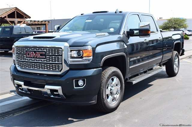 86 The 2019 GMC Denali 3500Hd Model