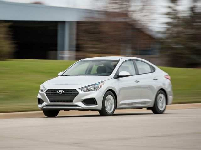 86 The 2019 Hyundai Accent Hatchback Concept And Review