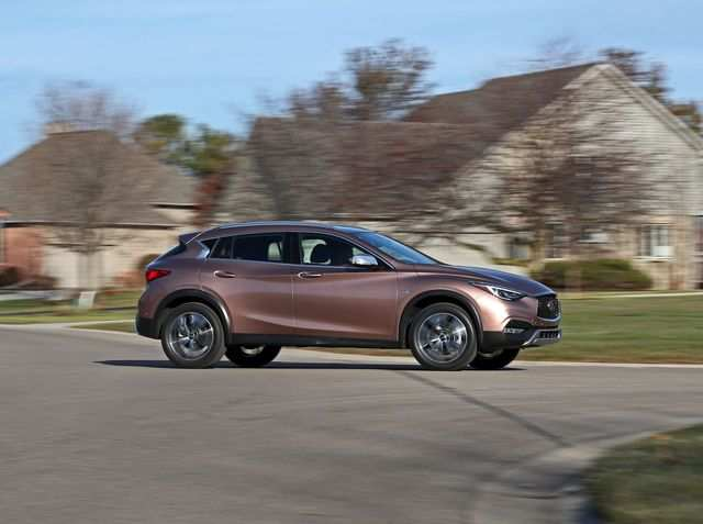86 The 2019 Infiniti Q30 Photos