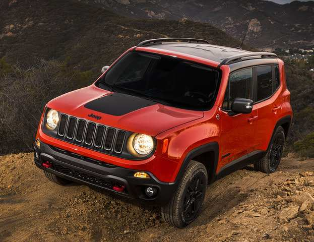 86 The 2019 Jeep Renegade Performance