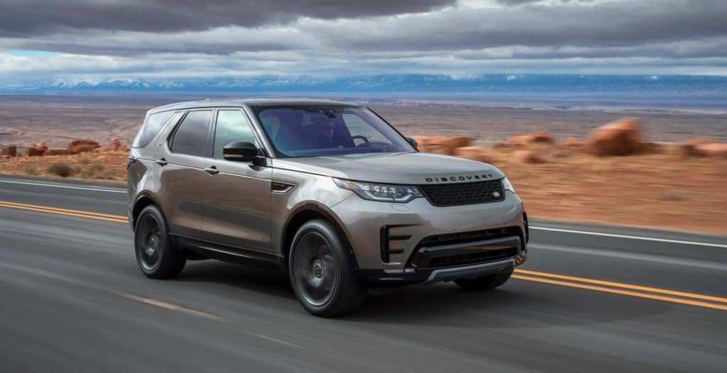 86 The 2019 Land Rover Discovery Release Date And Concept
