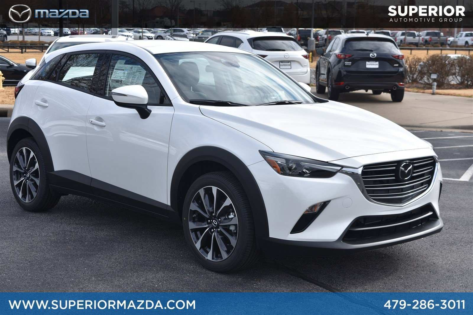 86 The 2019 Mazda Cx 3 First Drive