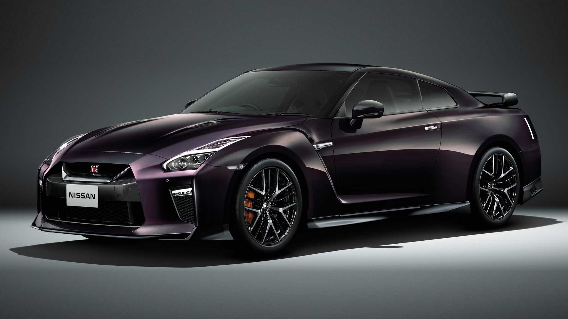 86 The 2019 Nissan Gt R Concept