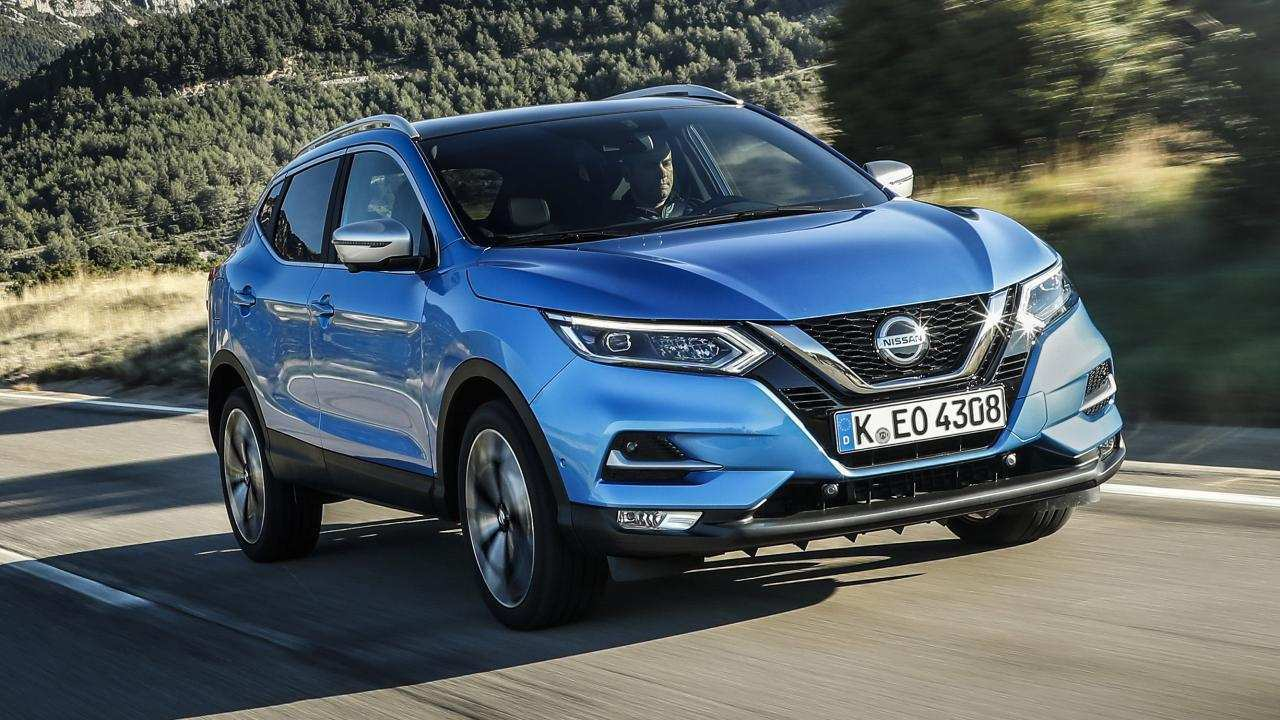 86 The 2019 Nissan Qashqai New Review