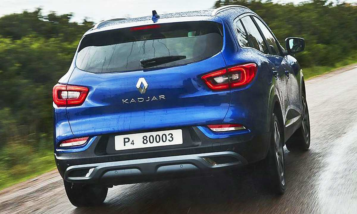 86 The 2019 Renault Kadjar Review And Release Date