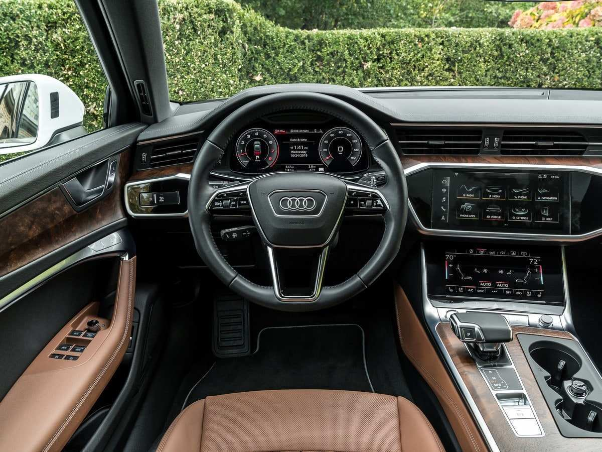 86 The 2019 The Audi A6 Ratings
