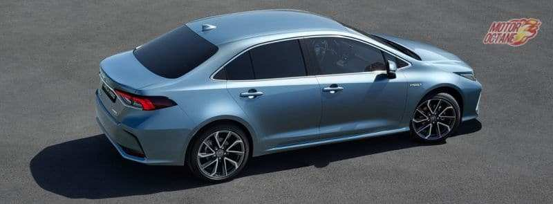 86 The 2019 Toyota Altis Engine