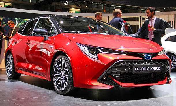 86 The 2019 Toyota Avensis New Concept
