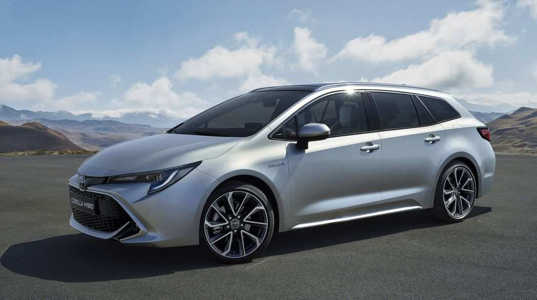 86 The 2019 Toyota Corolla Performance