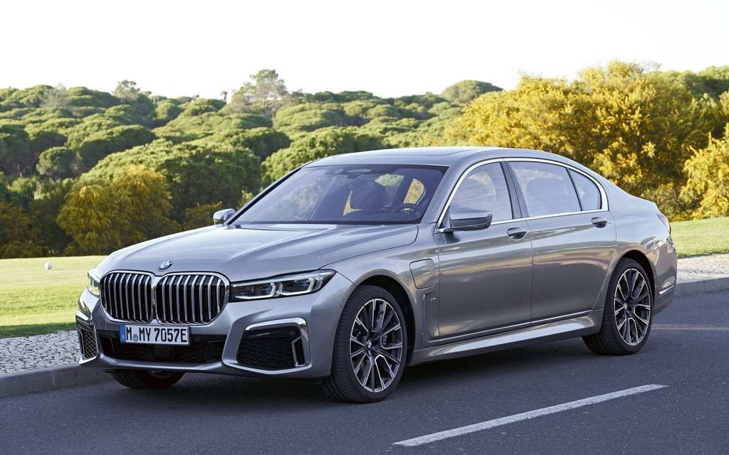 86 The 2020 BMW 7 Series Order Guide Specs
