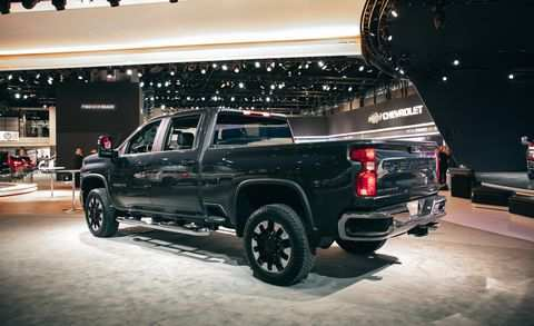 86 The 2020 Chevy Silverado 1500 2500 Redesign