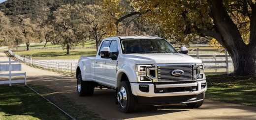 86 The 2020 Ford F650 Exterior