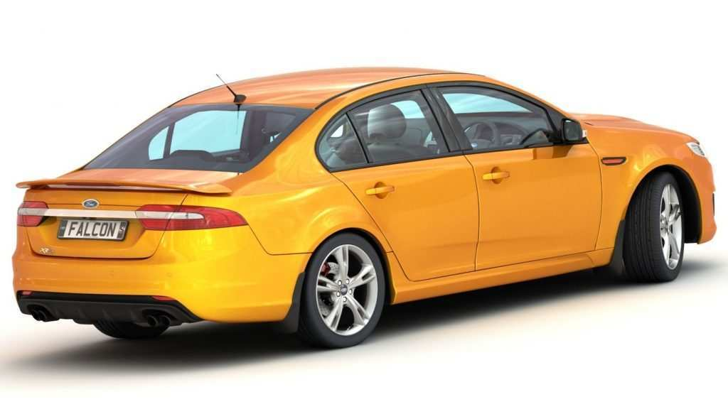 86 The 2020 Ford Falcon Xr8 Gt Rumors