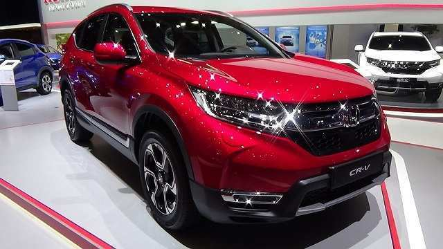 86 The 2020 Honda CRV Review And Release Date