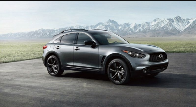 86 The 2020 Infiniti QX70 Release Date And Concept