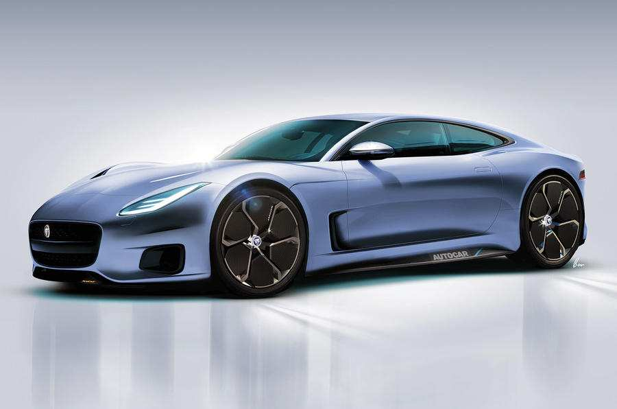 86 The 2020 Jaguar XK Rumors
